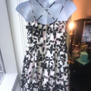 City Chic Dresses - Printed Midi-Length Dress